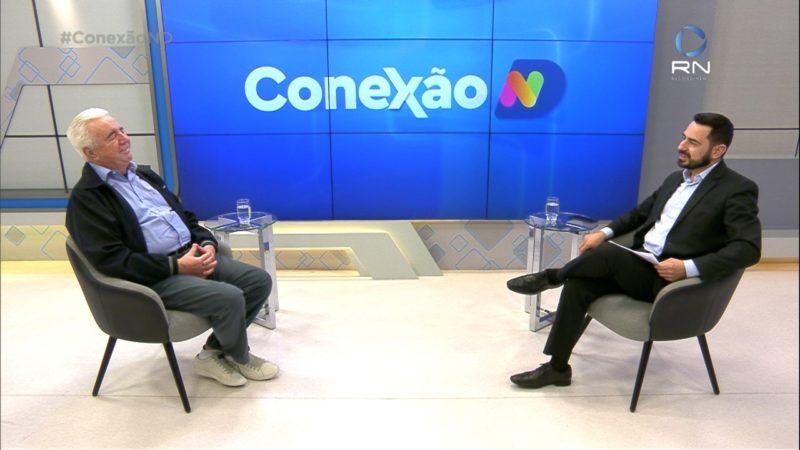 Dilvo Tirloni é o convidado de Alexandre Mendonça nesta quarta-feira (13) – Foto: Reprodução/NDTV