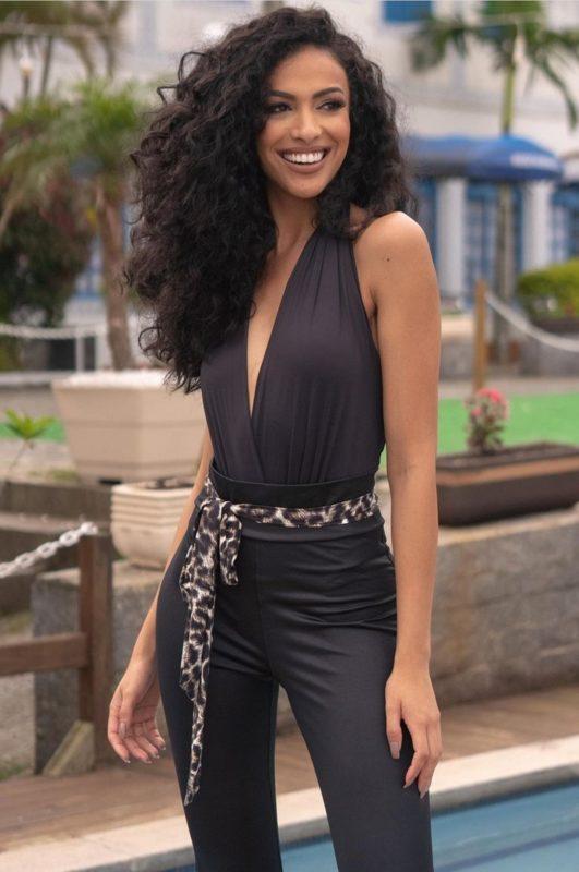 A nova miss Santa Catarina é atriz, modelo e trabalha com educação financeira – Foto: Estúdio Autoria 37/Divulgação/ND