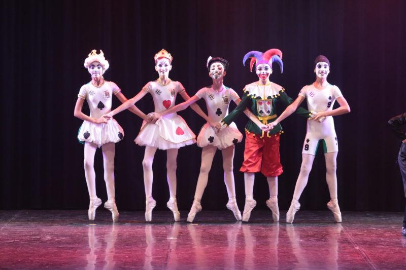 Meia Ponta traz as crianças para o palco – Foto: Maykon Lammerhirt