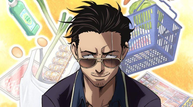 A segunda temporada de Gokushufudou: Tatsu Imortal será um dos assuntos do evento. – Foto: Divulgação
