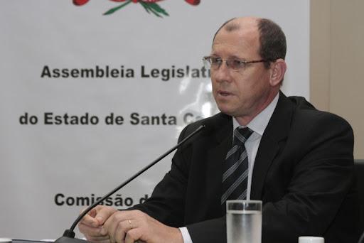 Luiz Selhorst, diretor de Planejamento Orçamentário da SEF – Foto: Arquivo SEF