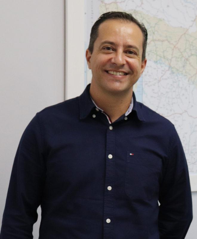 Presidente do Sincofaz, Sandro Medeiros Alves. – Foto: Arquivo SEF