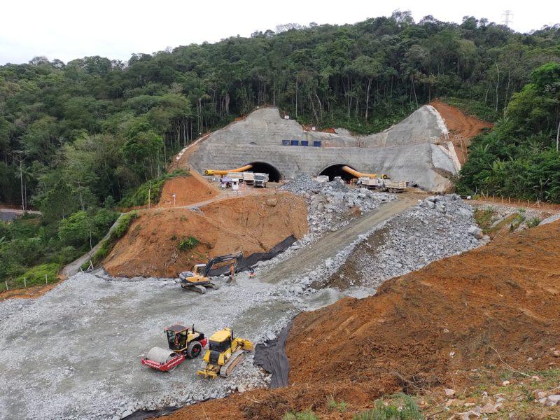 Contorno viário da Grande Florianópolis custará R$ 3,7 bilhões. – Foto: Paulo Mueller/NDTV