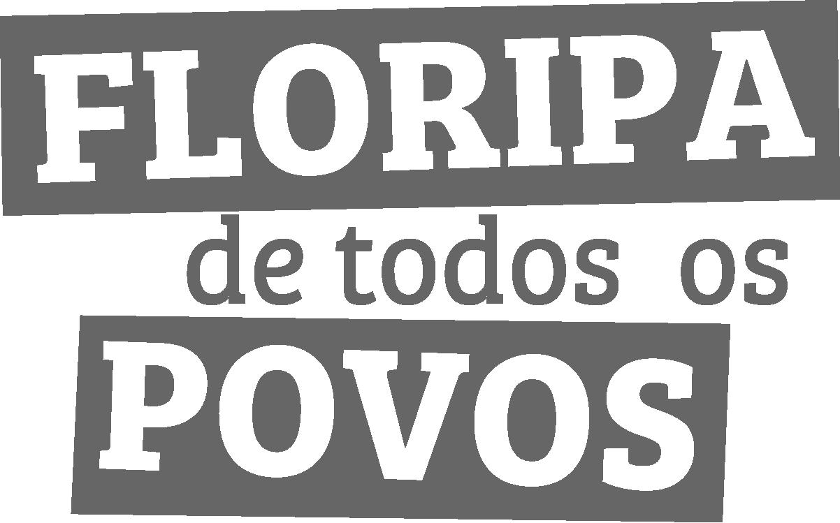 Logo Floripa de todos os povos