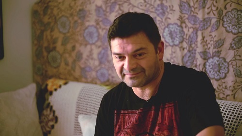 Imagem de um dos personagens